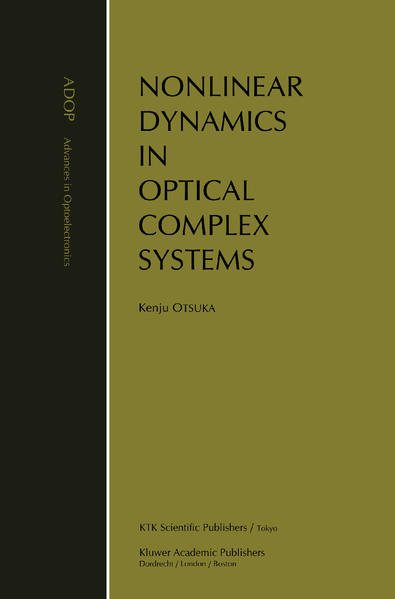 Nonlinear Dynamics in Optical Complex Systems - Coverbild
