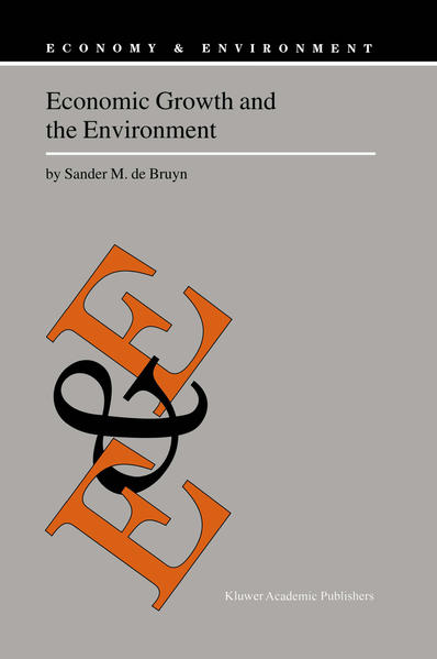 Economic Growth and the Environment - Coverbild