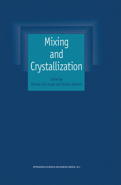Mixing and Crystallization - Coverbild
