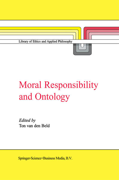 Moral Responsibility and Ontology - Coverbild