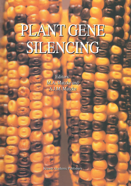 Plant Gene Silencing - Coverbild