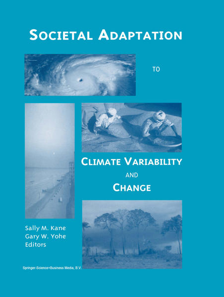 Societal Adaptation to Climate Variability and Change - Coverbild