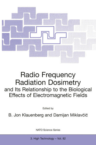 Radio Frequency Radiation Dosimetry and Its Relationship to the Biological Effects of Electromagnetic Fields - Coverbild
