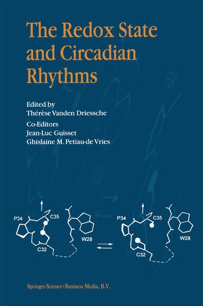 The Redox State and Circadian Rhythms - Coverbild