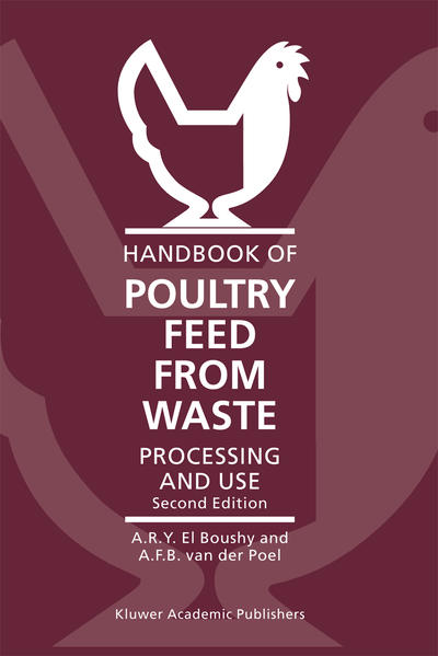 Handbook of Poultry Feed from Waste - Coverbild