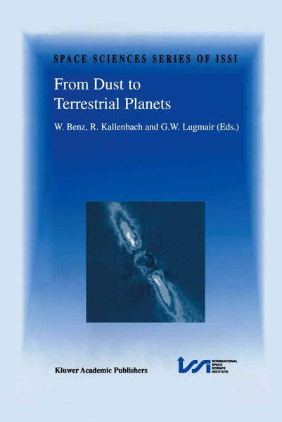 From Dust to Terrestrial Planets - Coverbild