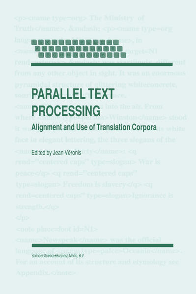 Parallel Text Processing - Coverbild