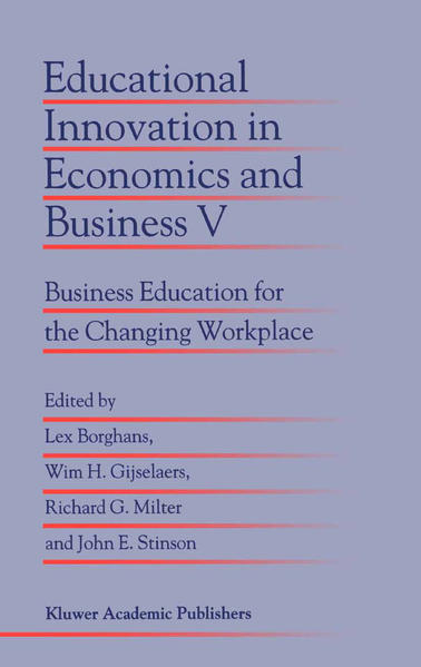 Educational Innovation in Economics and Business V - Coverbild