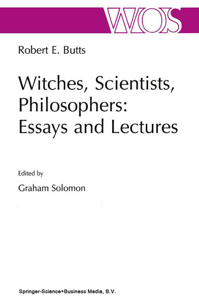 Witches, Scientists, Philosophers: Essays and Lectures - Coverbild