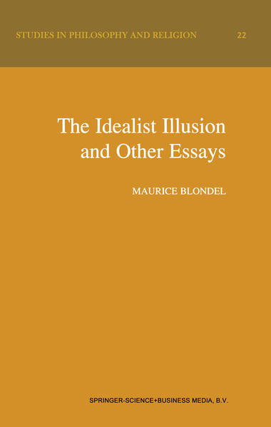 The Idealist Illusion and Other Essays - Coverbild