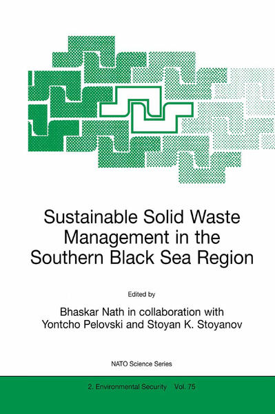 Sustainable Solid Waste Management in the Southern Black Sea Region - Coverbild