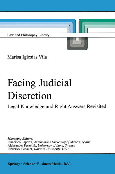 Facing Judicial Discretion - Coverbild
