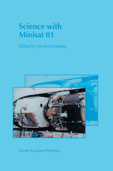 Science with Minisat 01 - Coverbild