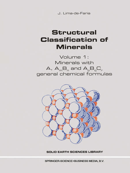 Structural Classification of Minerals - Coverbild