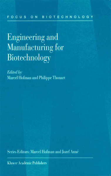 Engineering and Manufacturing for Biotechnology - Coverbild