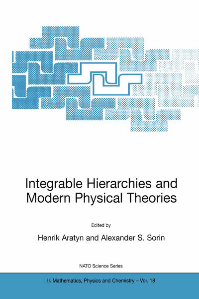 Integrable Hierarchies and Modern Physical Theories - Coverbild