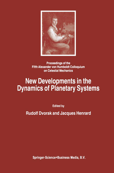 New Developments in the Dynamics of Planetary Systems - Coverbild