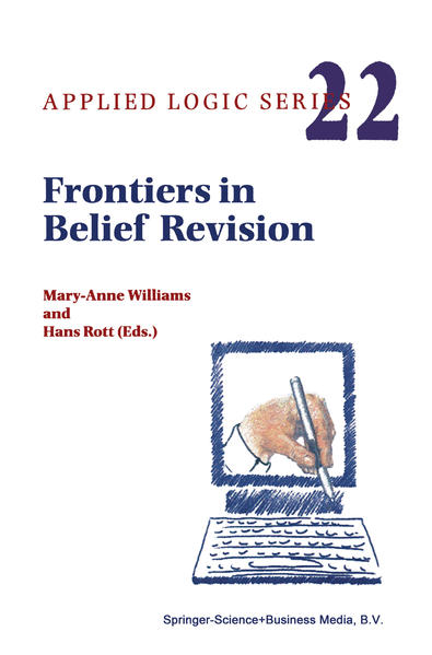 Frontiers in Belief Revision - Coverbild