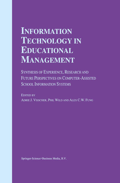 Information Technology in Educational Management - Coverbild