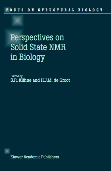 Perspectives on Solid State NMR in Biology - Coverbild