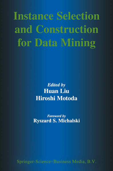 Instance Selection and Construction for Data Mining - Coverbild
