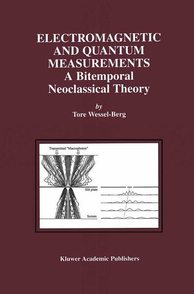 Electromagnetic and Quantum Measurements - Coverbild