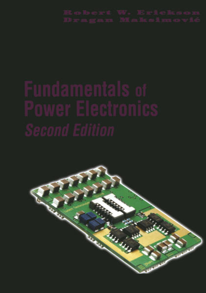 Fundamentals of Power Electronics - Coverbild