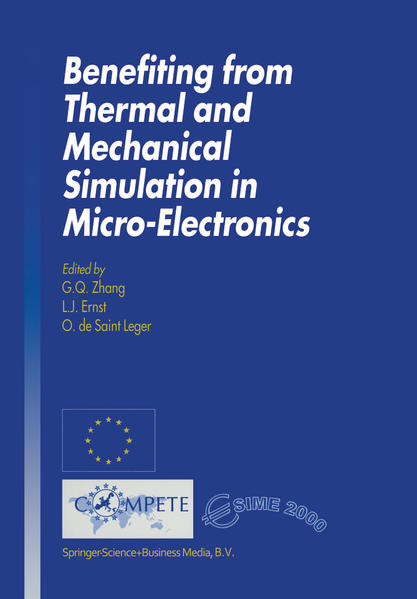 Benefiting from Thermal and Mechanical Simulation in Micro-Electronics - Coverbild