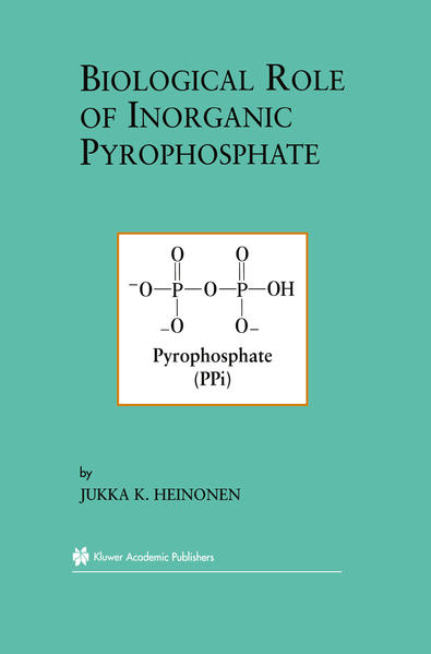 Biological Role of Inorganic Pyrophosphate - Coverbild