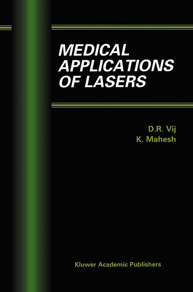 Medical Applications of Lasers - Coverbild