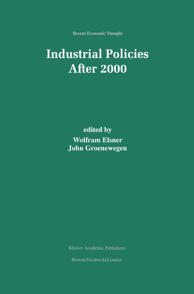 Industrial Policies After 2000 - Coverbild