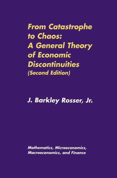 From Catastrophe to Chaos: A General Theory of Economic Discontinuities - Coverbild