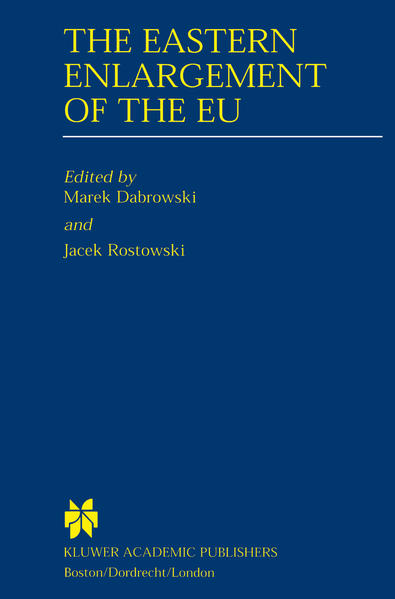 The Eastern Enlargement of the EU - Coverbild