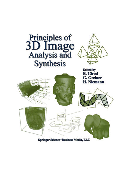 Principles of 3D Image Analysis and Synthesis - Coverbild