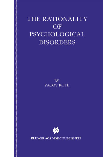 The Rationality of Psychological Disorders - Coverbild