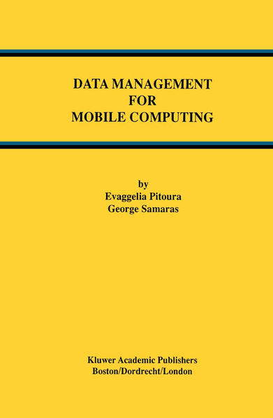 Data Management for Mobile Computing - Coverbild