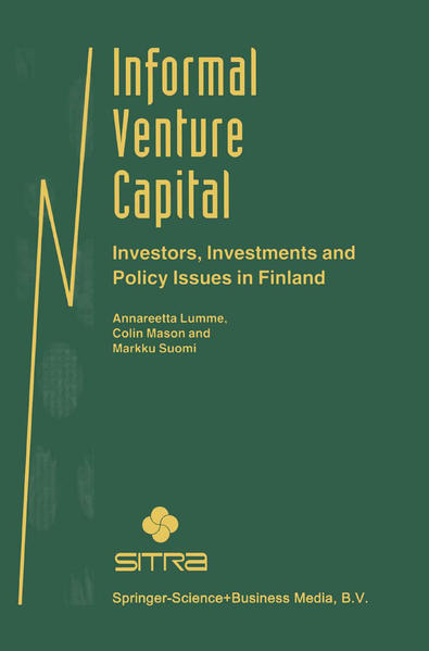 Informal Venture Capital - Coverbild