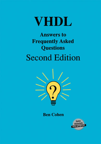 VHDL Answers to Frequently Asked Questions - Coverbild