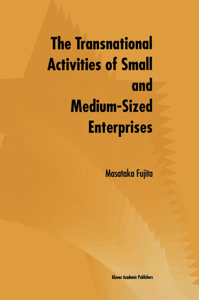 The Transnational Activities of Small and Medium-Sized Enterprises - Coverbild