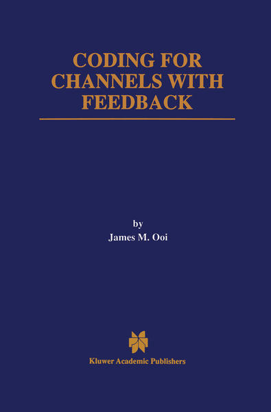 Coding for Channels with Feedback - Coverbild