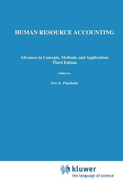 Human Resource Accounting - Coverbild