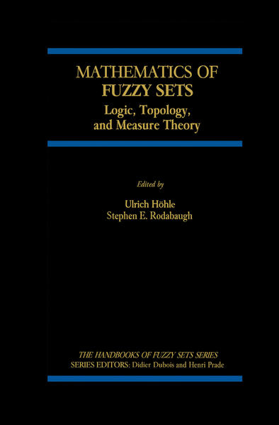 Mathematics of Fuzzy Sets - Coverbild