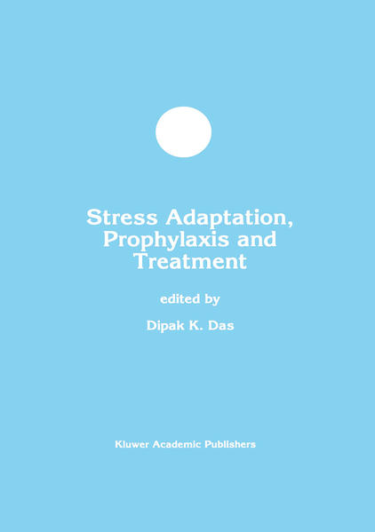Stress Adaptation, Prophylaxis and Treatment - Coverbild