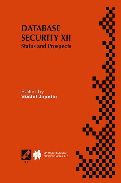 Database Security XII - Coverbild