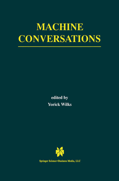 Machine Conversations - Coverbild