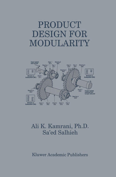Product Design for Modularity - Coverbild