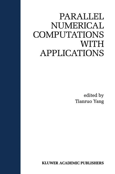 Parallel Numerical Computation with Applications - Coverbild
