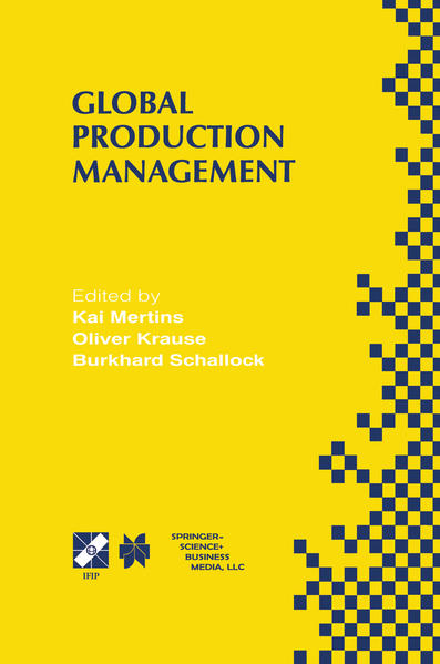 Global Production Management - Coverbild