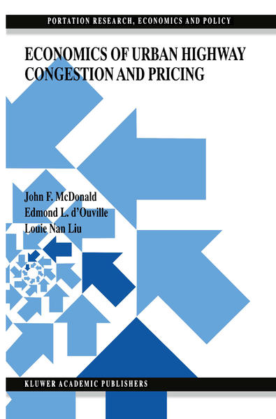 Economics of Urban Highway Congestion and Pricing - Coverbild