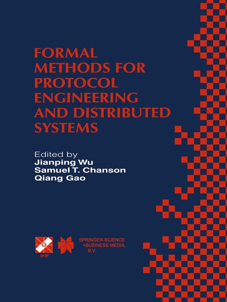Formal Methods for Protocol Engineering and Distributed Systems - Coverbild